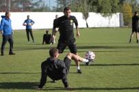 ESKIŞEHIRSPOR - Eskişehirspor Hazırlıklarını Sürdürüyor