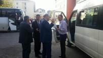 TAŞIMALI EĞİTİM - Fatsa'da Okul Servisleri Denetlendi