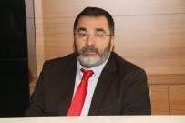 GAZIANTEPSPOR - Gaziantepspor Kulüp Başkanı Huzeyfe Durmaz Açıklaması