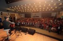 BELEDİYE BAŞKAN YARDIMCISI - Gaziosmanpaşa'da Uğur Işılak Konseri