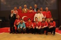 AHMET TURAN - Genç Haltercilerden Büyük Başarı