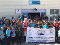 HAT SANATı - Gölbaşı'nda 'Mobil Gençlik Merkezi' Etkinliği