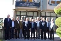 CAMİİ - Gördes'te Kur'an Kursu Ve Cami Yaptırılması İçin İlk Adım Atıldı