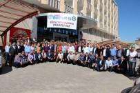 TAŞERON İŞÇİLİK - HAK-İŞ Konfederasyonu Genel Başkanı Mahmut Arslan Eğitim Programında Üyelerle Buluştu