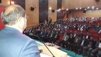 CAMİİ - Hakkari'de Din Görevlileri Toplantısı