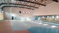 Hasan Tahsin İlkokulu Spor Salonu'nda Sona Gelindi