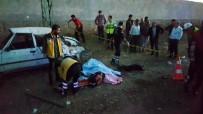HASTA ZİYARETİ - Hasta Ziyaretine Giden Aile Kaza Yaptı Açıklaması 1 Ölü, 5 Yaralı
