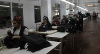 MESLEKİ EĞİTİM - İŞKUR'dan Tekstil Sektörüne İstihdam Desteği