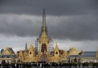 BANGKOK - İşte Tayland Kralının Yakılacağı Saray