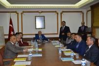 MESLEKİ EĞİTİM - İstihadam Ve Mesleki Eğitim Kurulu Toplantısı Yapıldı