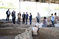 KÜLTÜR BAKANLıĞı - İzmir'de 8500 Yıl Öncesine Ait Tarihi Eserler Gün Yüzüne Çıktı