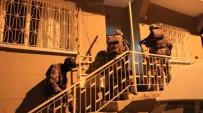 POLİS HELİKOPTERİ - İzmir'de Uyuşturucu Çetesi 6 Aylık Takip Sonrası Çökertildi