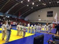 Judocular Manisa'da Madalyaları Topladı
