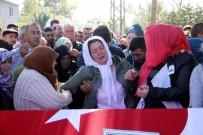 YUSUF ZIYA YıLMAZ - Kalp Krizi Sonucu Ölen Asker Samsun'da Toprağa Verildi