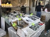 GıRGıR - Karadeniz'de Hamsi Tezgahlarda 20 TL