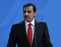 BIRLEŞIK ARAP EMIRLIKLERI - Katar Emiri'nden 'ambargoyu kaldırın' çağrısı!