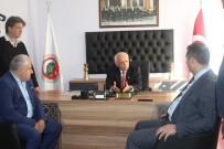ESNAF ODASI - Kaymakam, Esnafın Sorunlarını Dinledi