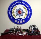 Kilis Ve Gaziantep'te Uyuşturucu Operasyonu