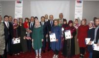 SIVIL TOPLUM KURULUŞU - 'Kınalı Eller Bakıra Can Verdi Projesi'nin Kapanışı Gerçekleştirildi