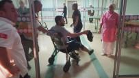 Kocaeli'de Kebapçıda Silahlı Saldırı Açıklaması 2 Yaralı