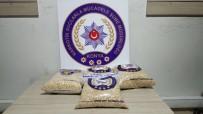 Konya'da 110 Bin Adet Uyuşturucu Hap Ele Geçirildi