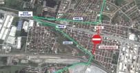 TOPLU TAŞIMA - Köseköy Köprülü Kavşağı'nda Trafik Düzenlemesi