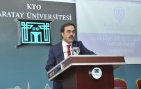 EKONOMİK BÜYÜME - KTO Eğitim Ve Sağlık Vakfı Genel Kurulu Gerçekleştirildi