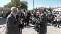 ESNAF VE SANATKARLAR ODASı - Kulu'da Vatandaşlara Aşure İkramı