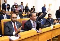 İSRAIL - Kuveyt Meclis Başkanı Uluslararası Toplantıda İsrail Heyetini Kovdu