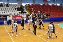 ATATÜRK - Manisa BBSK Basketbol Takımı 5'Te 5 Yaptı