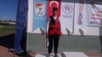 Manisa Büyükşehirli Sporcu Atıcılıkta İkinci Oldu