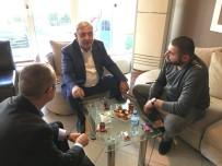 MEHMET METİNER - Milletvekili Metiner, İş Adamları Ziyaretlerine Devam Ediyor