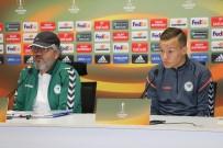 AVUSTURYA - Mustafa Reşit Akçay Açıklaması 'Salzburg Maçında Avrupa'daki Yerimizi Belli Edeceğiz'