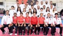 DÜNYA ŞAMPİYONU - Osmangazili Para Taekwondocunun Hedefi Dünya Şampiyonluğu