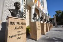 TÜRKİYE CUMHURİYETİ - Osmaniye'de 16 Büyük Türk Devleti Bayrağı Dalgalanıyor