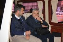 ERSUN YANAL - Rıza Çalımbay Trabzon'a Geldi