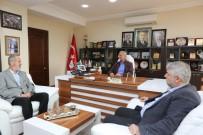 SAKARYASPOR - Sakaryaspor'dan, Başkan Dişli'ye Ziyaret