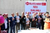 ÜLKÜ OCAKLARı - Salihli MHP'den Aşure Hayrı