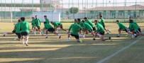 ŞANLıURFASPOR - Şanlıurfaspor Silivrispor Maçının Hazırlıklarına Başladı