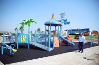 Serik Belediyesi'nden Modern Parklar