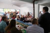 Söke'de Yeşilköy Ve Bölge Halkı, Bir Kez Daha 'Madene Hayır' Dedi
