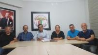 ÇEVRE SORUNLARI - Tabip Odası Yönetiminden Başkan Karagözlü'ye Destek