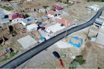KURUKÖPRÜ - Talas'ta Kırsal Mahallelere Asfalt Atağı