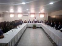 ABDULLAH ÇELIK - Tarım Platformu Toplantısı Vali Tekinarslan Başkanlığında Yapıldı