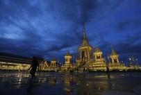 BANGKOK - Tayland Kralının Yakılacağı Saray Tamamlandı