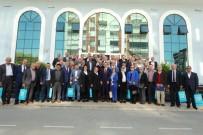 MUSTAFA ÖZTÜRK - Tok Açıklaması 'Halkımız Yatırımları Biliyor Ve Takdir Ediyor'