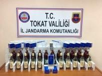 TRAFİK KANUNU - Tokat'ta Kaçakçılık Operasyonu