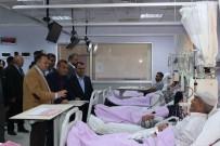 VALİ YARDIMCISI - Tunceli Devlet  Hastanesine 13 Diyaliz Yatağı Alındı