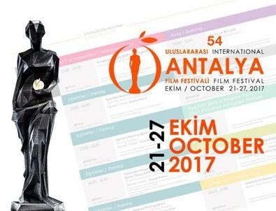 Türkiye'nin 'Oscar'ında 54. heyecan