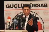 BAŞKAN ADAYI - TÜRSAB Başkanı Adayı Hasan Erdem Açıklaması
